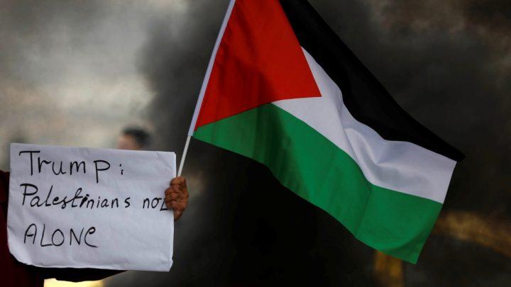US Jerusalem move is 'official adoption of Israeli narrative'