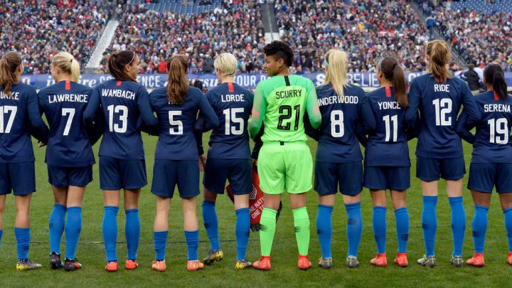 7 Times Women in Sports Fought for Equality