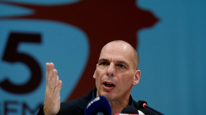 Greece: Yanis Varoufakis launches political party