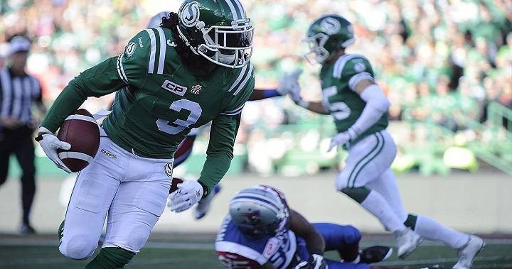 Defensive back Macho Harris retires as a Roughrider after signing one-day contract