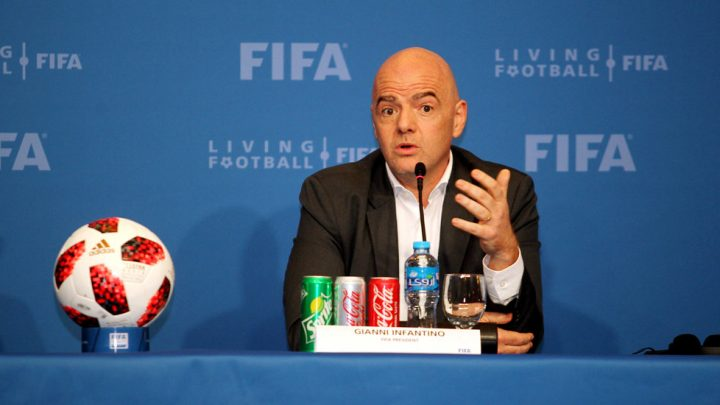 FIFA Leaders Head to U.S., a Trip Once Fraught With Risk