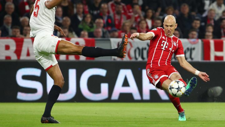 Arjen Robben Has Been Cutting Left His Entire Career. So Why Can't Anyone Stop Him?
