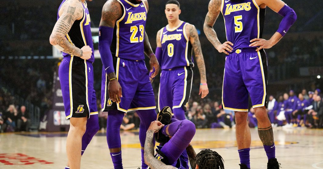 How the Los Angeles Lakers Blew It