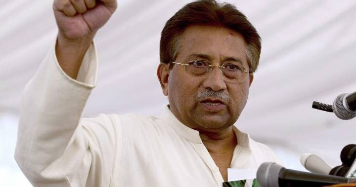 Ex-Pakistan president says country's intelligence used terrorist group to attack India