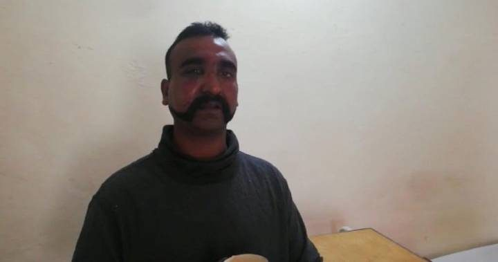 Pakistan brings captured Indian pilot to border for handover as tensions cool
