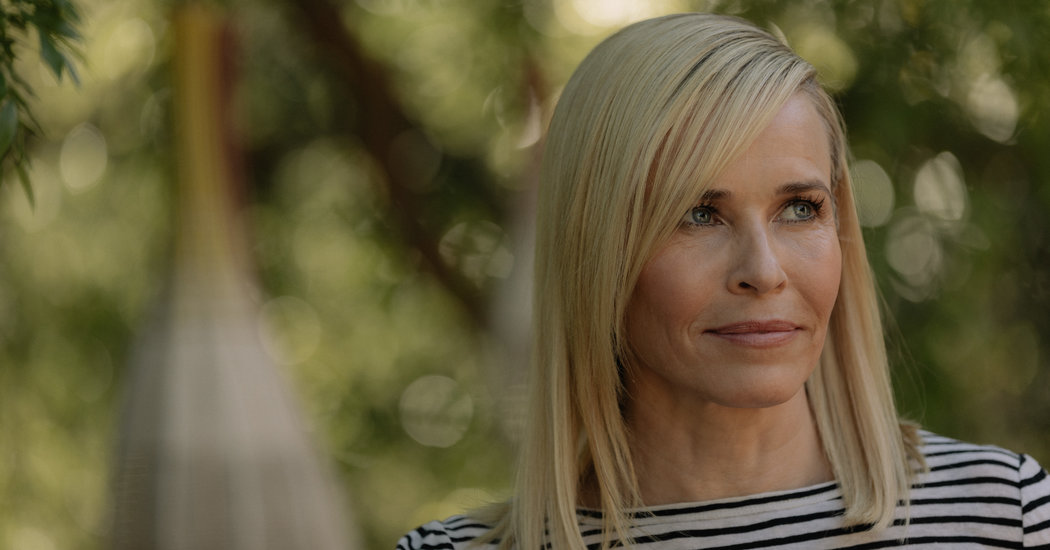 Chelsea Handler Will Not Be Changing Her Face