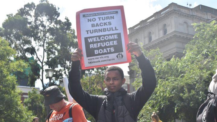 Australians demand end to Manus Island and Nauru refugee centres
