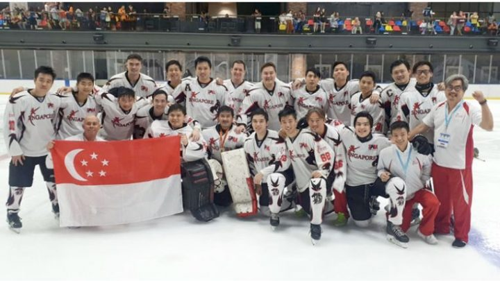 Ice hockey: Fresh faces give Singapore the edge at Challenge Cup of Asia