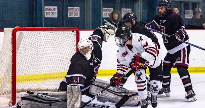 Junior hockey: Chiefs shut out Grizzlies; Vipers smash Smoke Eaters