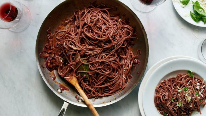 This Pasta Gets Sauced