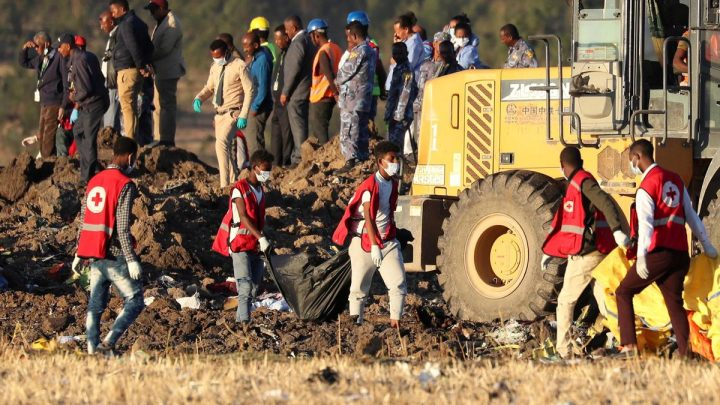 Chinese carriers, Ethiopian Airlines suspend use of Boeing 737 MAX 8 aircraft after crash