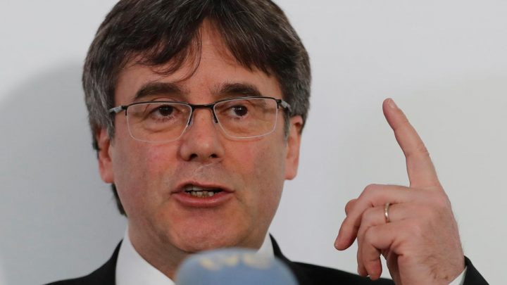 Former Catalan leader Puigdemont to run in European election