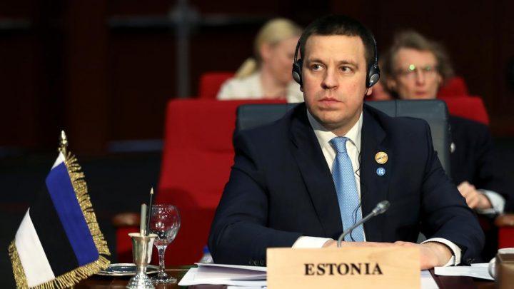 Estonian PM invites far-right to join cabinet