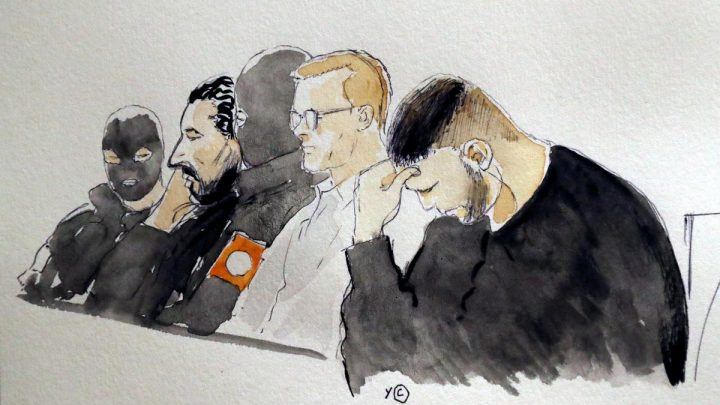Brussels court convicts Frenchman of murder in Jewish museum attack