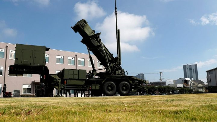 Turkey says in Patriot missile talks with U.S.