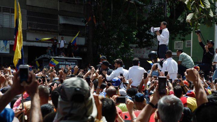 Venezuela: Power cuts – not power struggle – could see off Nicolas Maduro