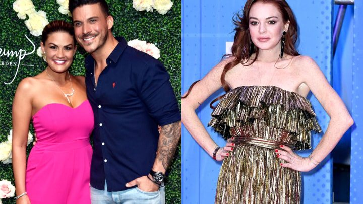 Jax Taylor's Fiancee Breaks Silence on His Alleged Hookup With Lindsay Lohan