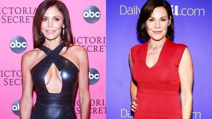 Bethenny Frankle Jokes She's Pregnant With LuAnn de Lesseps' Ex's Baby on LuAnn's Alleged Bluff Post