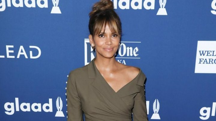Halle Berry Gets Provocative in Self-Care Post on Easter Day