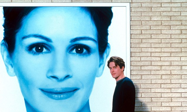 Notting Hill writer Richard Curtis eyes a SEQUEL to the rom-com