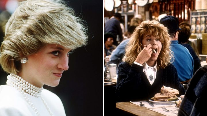 How Are We Just Now Learning This Story About Princess Diana and When Harry Met Sally?