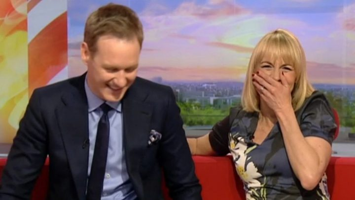BBC Breakfast's Louise Minchin walks off set after hugely 'embarrassing' blunder