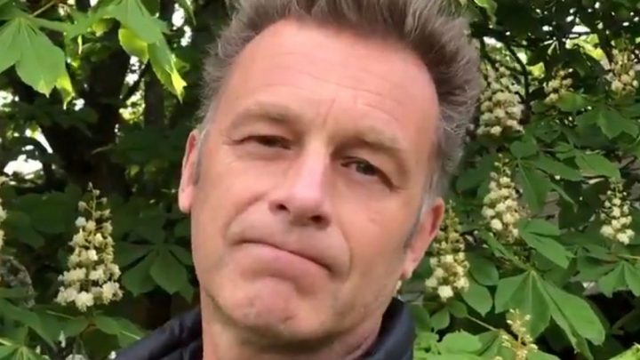 Chris Packham gets chilling letter warning: 'We want you dead, we will succeed'