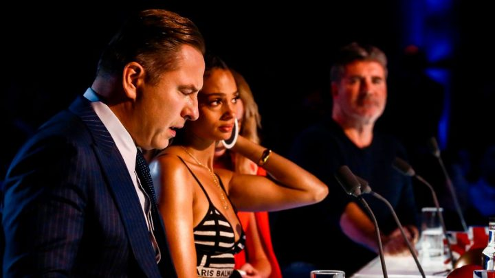 BGT judge David Walliams cries uncontrollably during kids' 'moving' performance