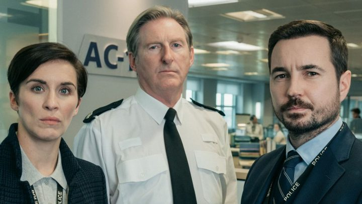 Line of Duty creator reveals when last series will be – and it's very soon