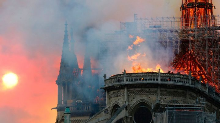 Cause of Notre Dame fire revealed by police