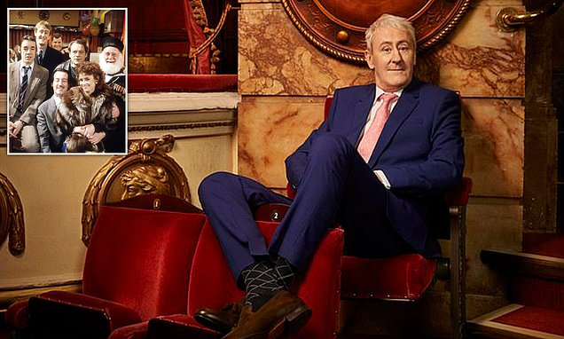 Nicholas Lyndhurston fame, co-stars who've passed on and his new show