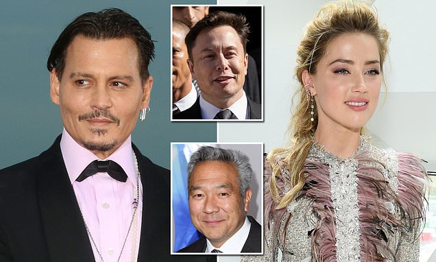 Johnny Depp's lawsuit against his ex-lawyer drags in Elon Musk