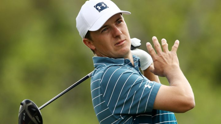 Jordan Spieth seems to know why it's gone so wrong for him