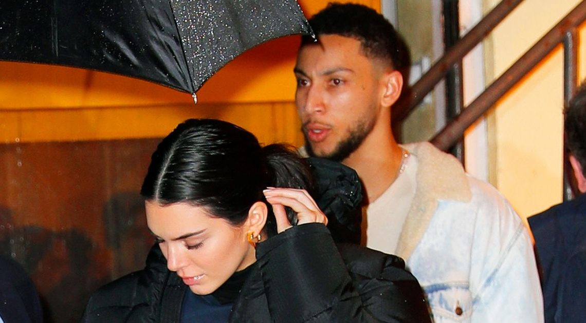 Inside Kendall Jenner and Ben Simmons romance – sexy selfies and family hangouts