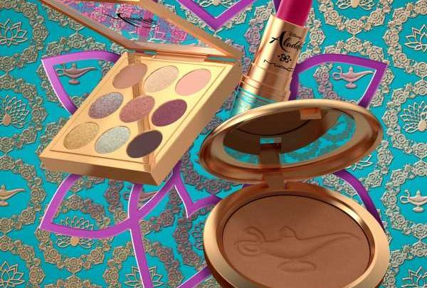 Here's Everything In The Magical MAC x Aladdin Collection