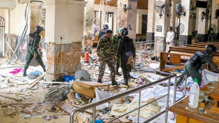 Sri Lanka searches for answers after Easter Sunday attacks