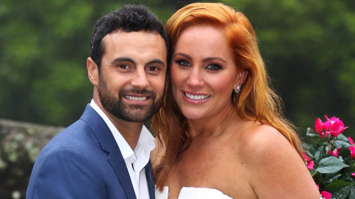 'I felt embarrassed to be there': MAFS' Jules on finding love amid a reality TV 'circus'