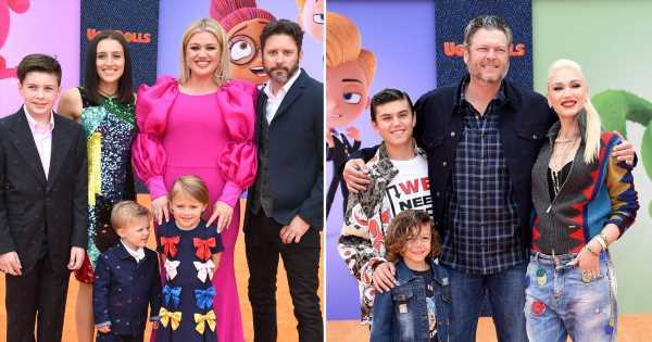 A Family Affair! The UglyDolls Premiere Brings Out Celebrities and All Their Adorable Kids