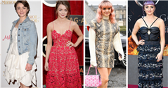 'Game of Thrones' Star Maisie Williams' Style Evolution