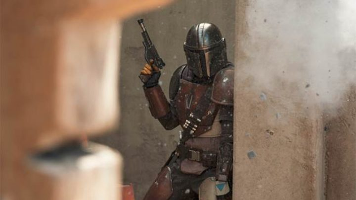 Disney+ Just Unveiled The First Photos From Their New 'Star Wars' Series 'The Mandalorian'