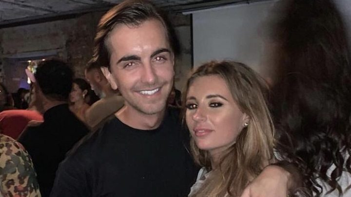 Dani Dyer's boyfriend Sammy Kimmence says he and Dani were always meant to be together as he has a dig at Jack Fincham