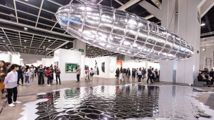 Art Basel Hong Kong signals the voyage of international art from west to east