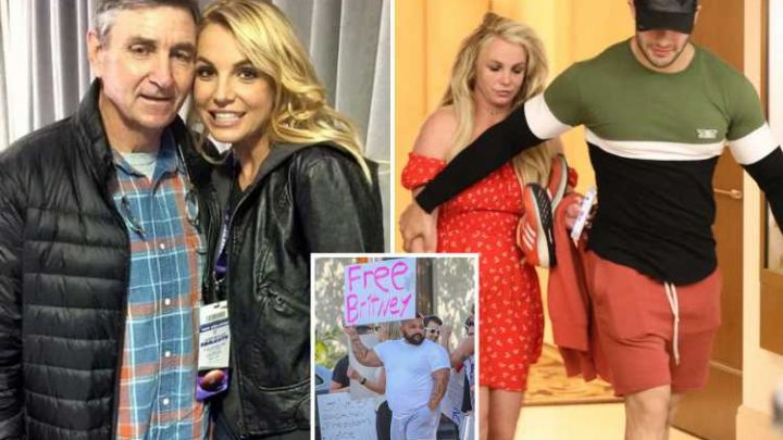 Inside the bizarre Britney Spears conspiracy theories and 'fake emails' that claim singer is being 'imprisoned' by her dad