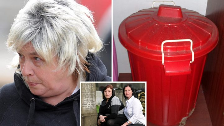 Woman reveals how her mum kept dead babies hidden in her wardrobe for 20 years and disguised the smell with air fresheners