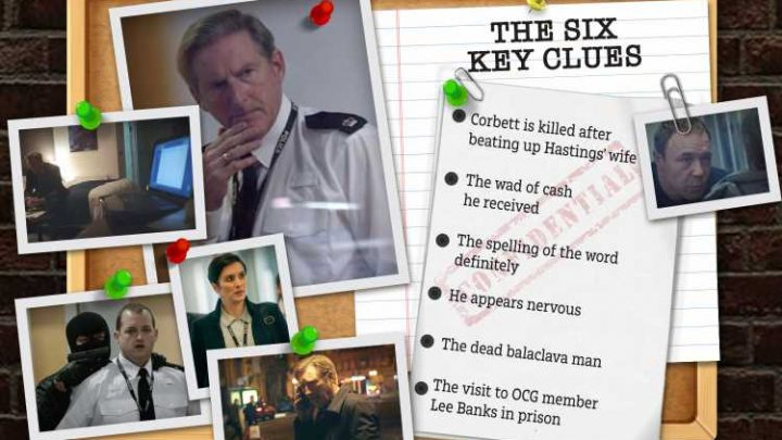 The 6 clues that Line of Duty hero Ted Hastings could be the corrupt cop 'H'
