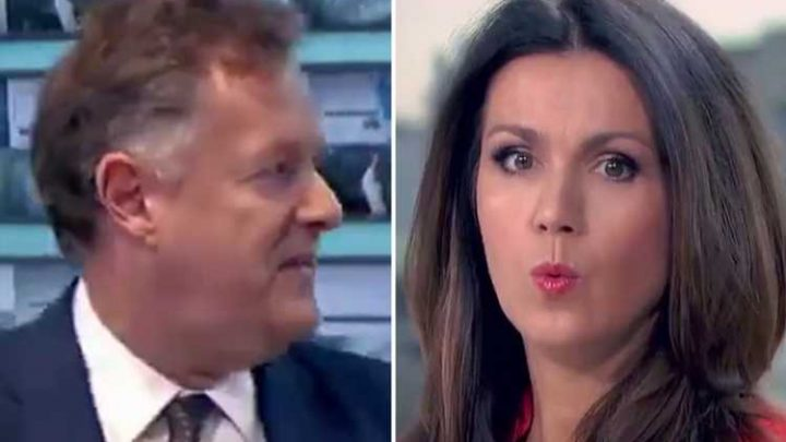 Piers Morgan fans go wild as he confirms he will return to Good Morning Britain on Monday after three-week Easter break