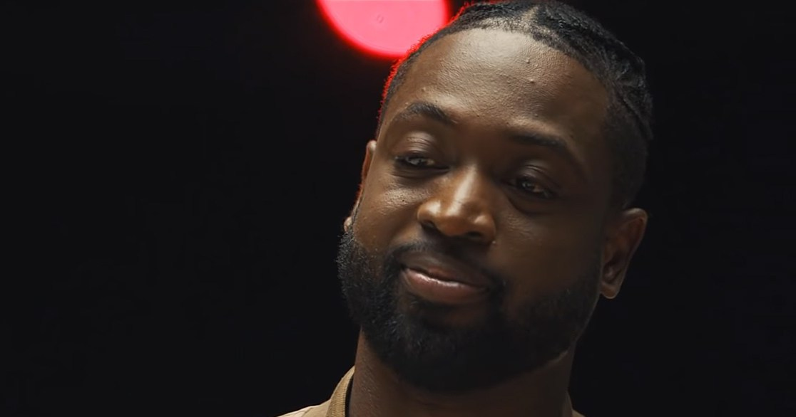 We Dare You Not to Cry While Watching Dwyane Wade's Budweiser Ad