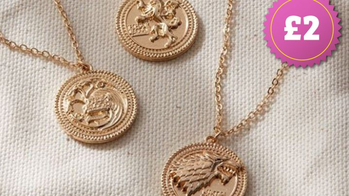 Primark is selling Game of Thrones necklaces for just £2 ahead of the final series and shoppers are loving them