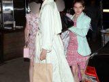 Katie Holmes' lookalike daughter Suri celebrates 13th birthday in New York