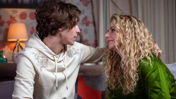 Emmerdale's paedo teacher Maya Stepney thinks she has a 'future' with Jacob says actress Louisa Clein